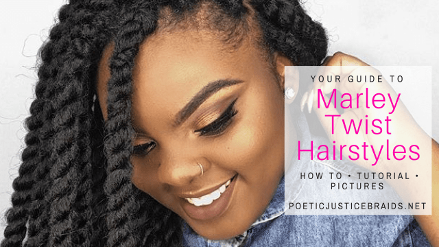 marley braids / twists hairstyles - latest trends in african