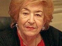 "Maria Luisa Spaziani ""La Volpe""."
