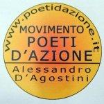 Simolo del Movimento Poeti d'Azione fondato nel 1994 dal poeta Alessandro D'Agostini