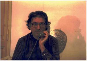 Ritratto del poeta Dario Bellezza