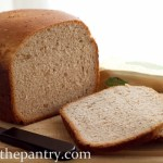 Honeyed Walnut Bread