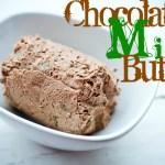 chocolate mint butter