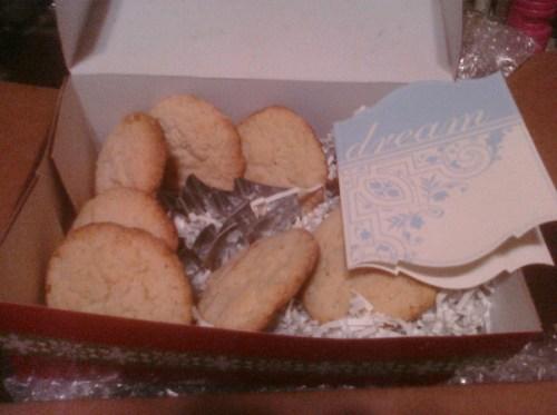 Leah's cookies