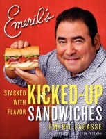 Cover of Emeril's Kicked-Up Sandwiches