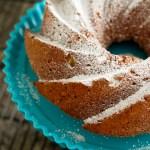 almond clementine bundt cake
