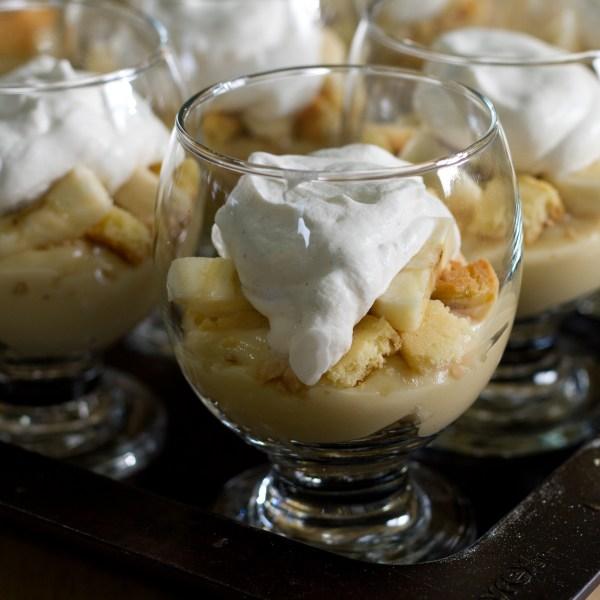 Banana Toffee Pudding