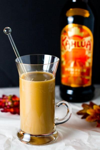 Kahlúa Pumpkin Spice Hazelnut Coffee