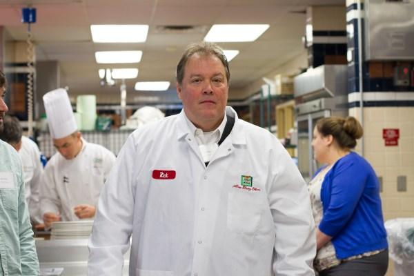 Rick Lowry, Jones Dairy Farm Executive Vice President