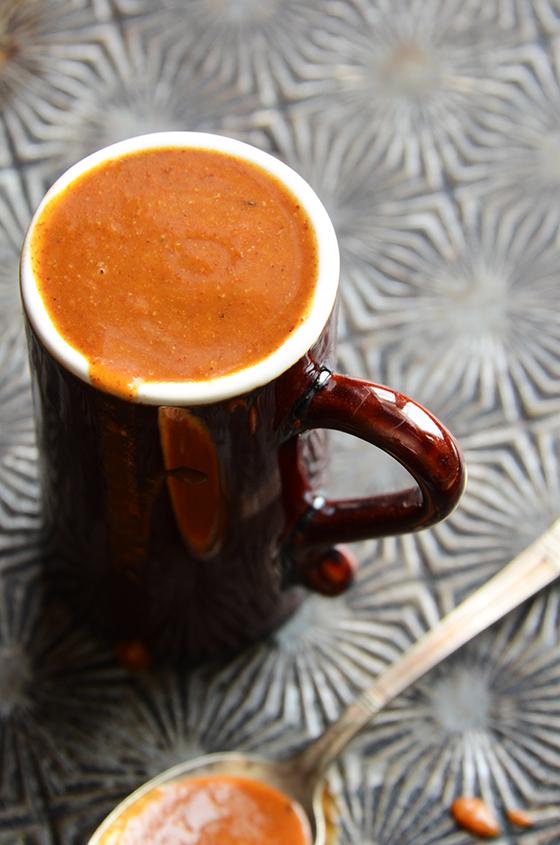 10-Minute Homemade Red Enchilada Sauce ~ An Edible Mosaic