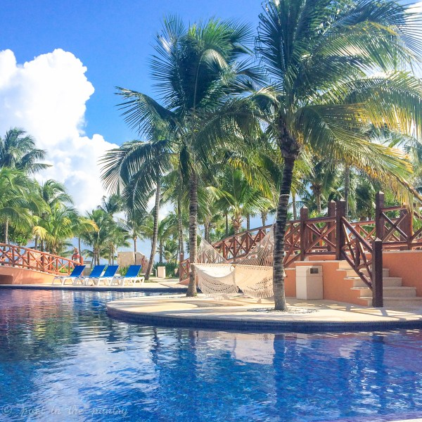 Barceló Maya Beach Resort is a gorgeous escape to paradise in Puerto Aventuras, Mexico