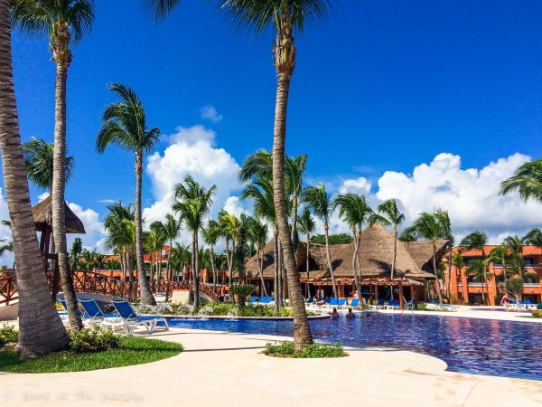 Barceló Maya Colonial Resort is a gorgeous escape to paradise in Puerto Aventuras, Mexico