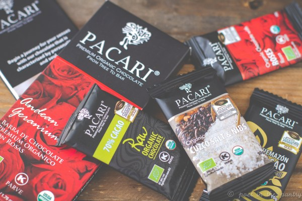 Pacari Chocolate is a premium brand of tree to bar chocolate made in Ecuador