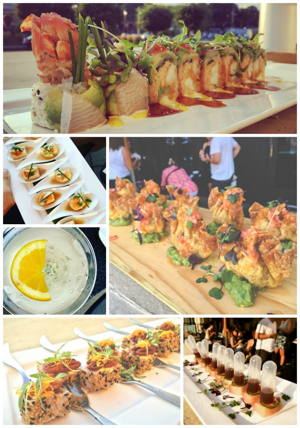 Feng Asian Bistro has sushi to make everyone in your party happy--as well as a delightful drinks menu! {sponsored post}