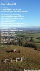 6 Churchdown Hill Poet Jordan Volume 31