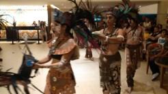 Rytualny taniec ofiarny.. The sacred ritual .