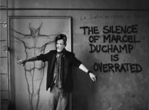 Arthur Rimbaud in New York (Duchamp)