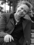 12.09.2000 - foto de Ana Branco / AGENCIA O GLOBO -  Susan Stewart , poeta americana -