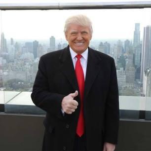 Trump and the Apprentice