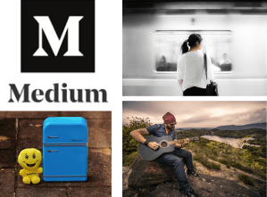 Medium articles @gretafaccio