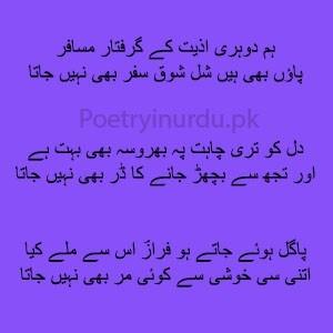 Qurbat Bhi Nahin Dil Se 1