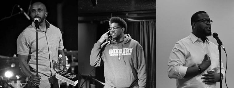 Roxbury Poetry Slam Team