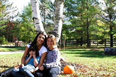 Isabella, Jordana & Layla
