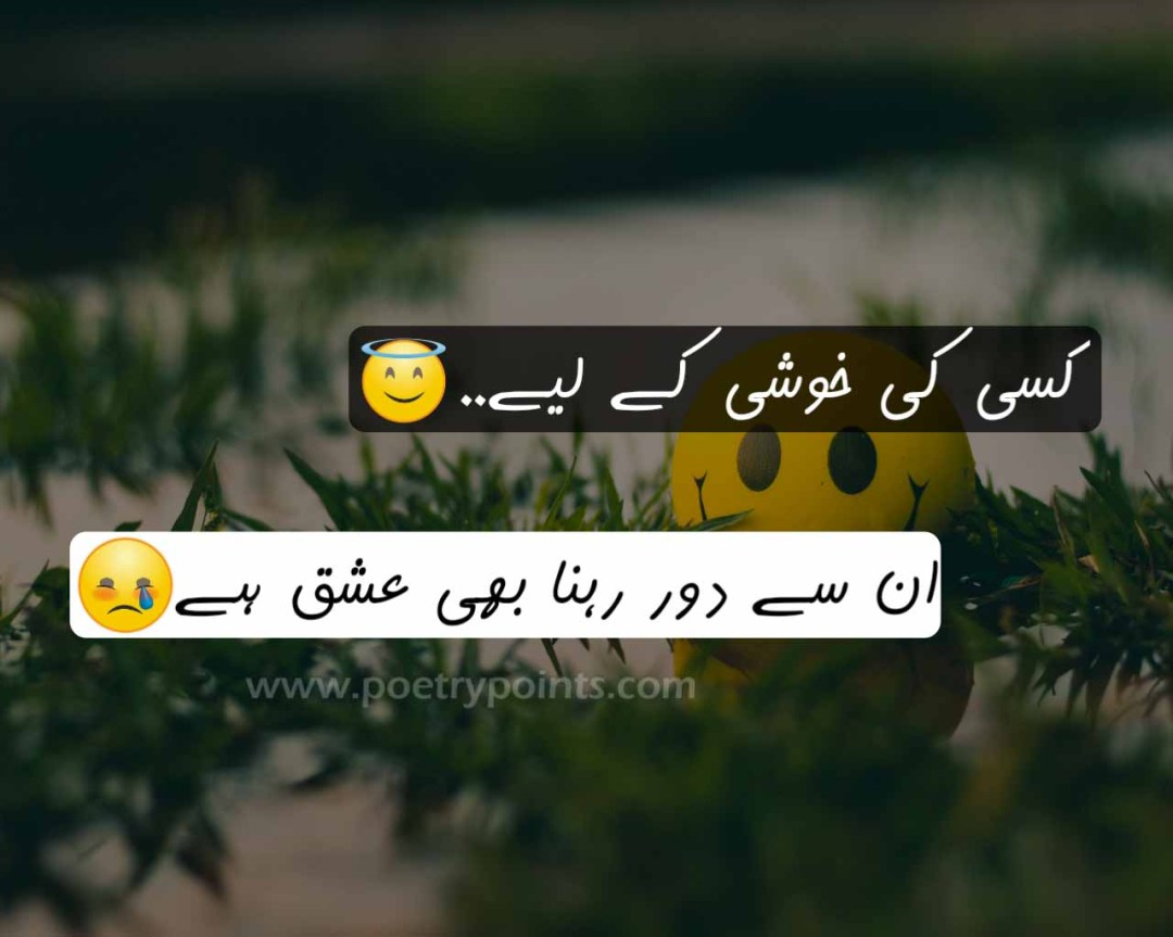 2 line Poetry in Urdu