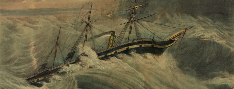 The Loss of a Sailing Ship