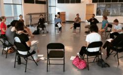 Parkinson's Movement Initiative ~ Volunteer Orientation ~ Fall 2018