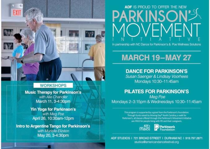 Pilates for Parkinson's