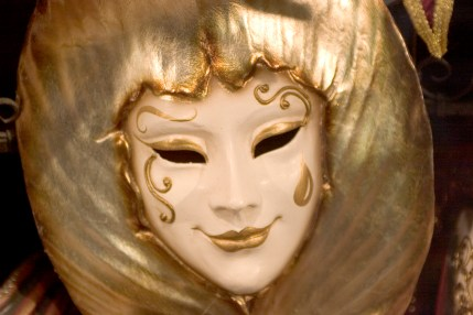 Venetian carnival mask, Venice