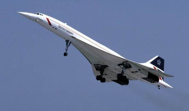 avioanele supersonice comerciale