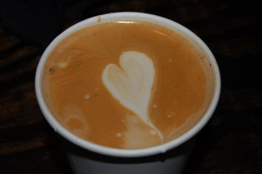 Killer ESP coffee shop - Alexandria, Virginia