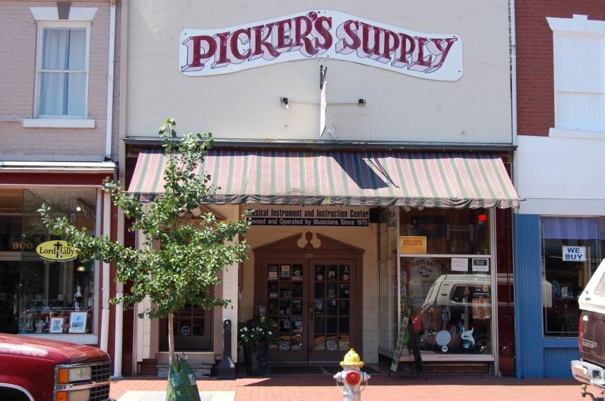 Picker's Supply - Fredericksburg, Virginia