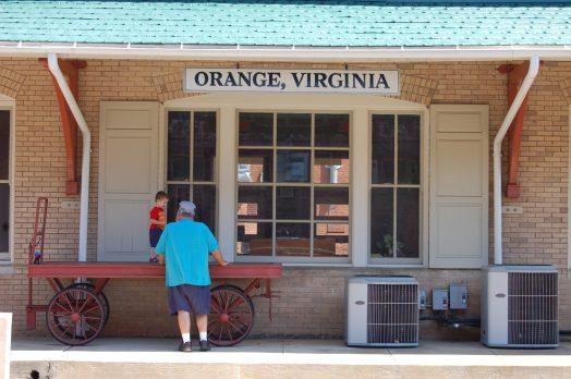 Orange, Virginia