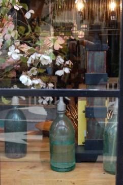 Shop window in Alexandria