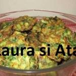 Chiftelute din dovlecei (de Laura si Atat)