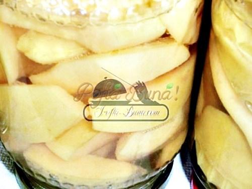 Compot de gutui (fara conservanti)