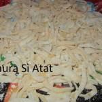Taietei/ paste de casa cu oua (de Laura si Atat)