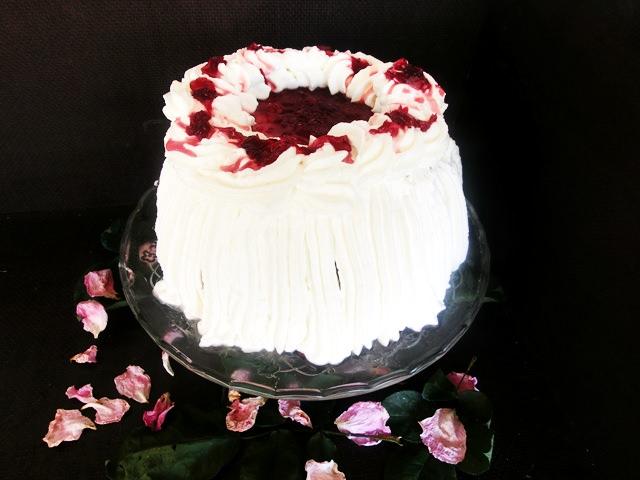 Tort savarina- reteta veche, adaptata