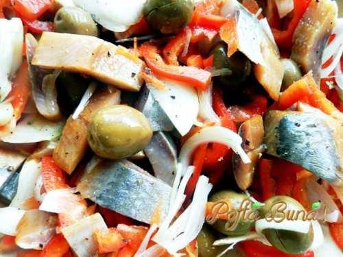 Reteta de salata de peste