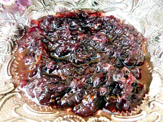 Dulceata naturala de liliac, toporasi, panselute