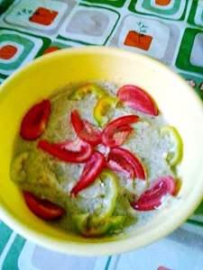 Salata de vinete-Matei Gabriela