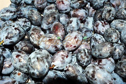 Compot natural de prune