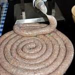 Carnati din carne de pasare