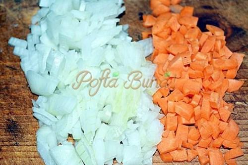 Ciorba ardeleneasca de cartofi cu smantana si afumatura