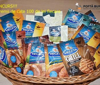 Concurs de Paste de la Vegeta-Podravka