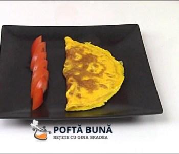 Cum se face o omleta simpla si pufoasa, reteta si secrete