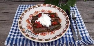 Sarmale dietetice din piept de pui in frunza de tei, acrite cu corcoduse