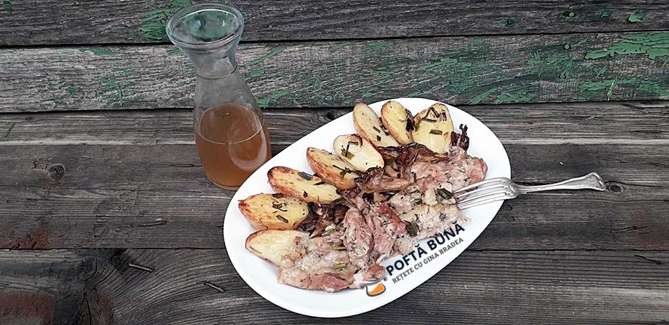Cea mai frageda friptura de porc, reteta istorica cu nume rusinos